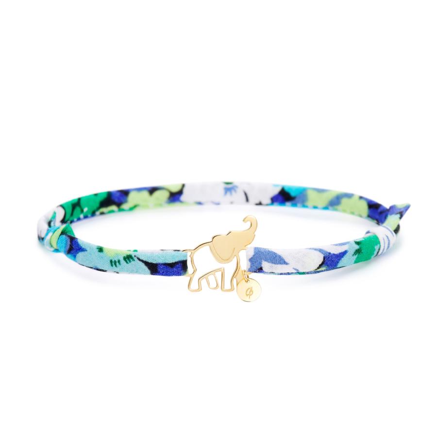 Bracelet Gold Liberty Lil Elephant