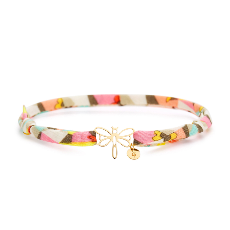 Bracciale Gold Liberty Dragonfly
