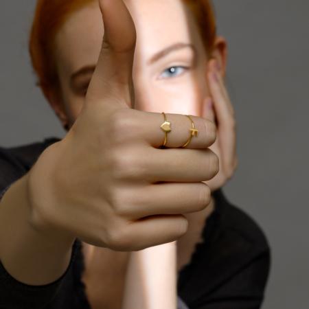 Anelli Oro CaterinaB