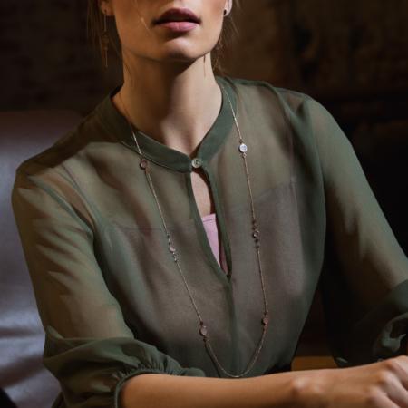 Collana Oro Les Etoiles