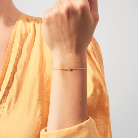 La Palette Collection Bracelets Yellow Gold