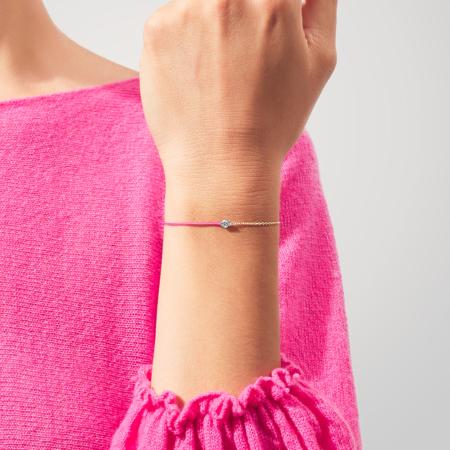 La Palette Collection Bracelets Pink Gold