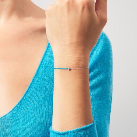 La Palette Collection Blue Gold Bracelets