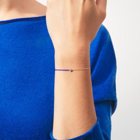 La Palette Blue Gold Bracelets Collection
