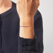 La Palette Collection Bracelets Black Gold