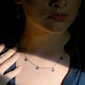 Collana Oro Linelight Ciondolo