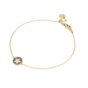 Bracciale Oro Glowing Star