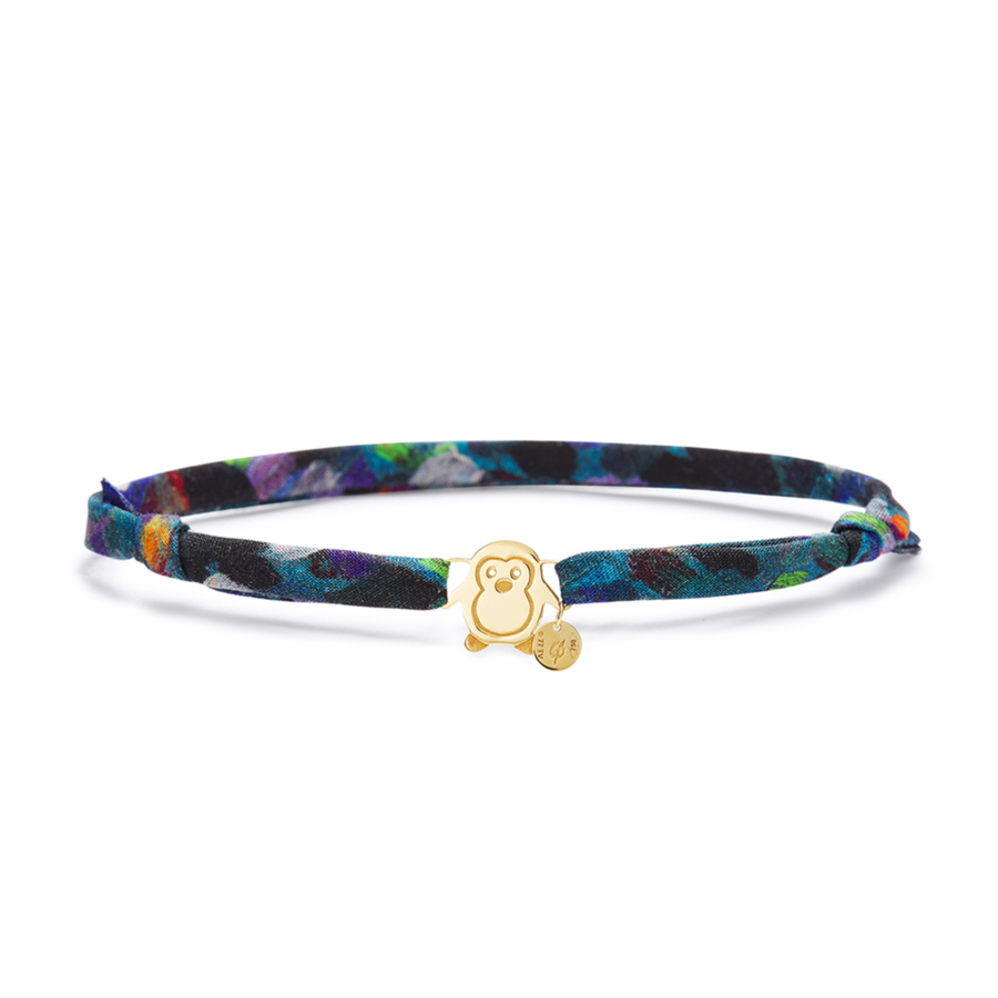 Bracciale Gold Liberty Lil Penguin