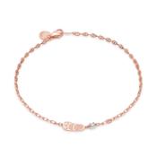 First Step Pink Gold Bracelet