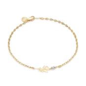 Gold Tinkerbell Bracelet